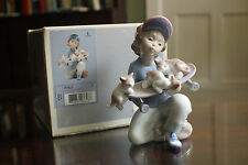 """Limited Edition: 1994 LLADRO EVENT FIGURE  """"LITTLE RIDERS""""  7623 (Retail> $350)"""