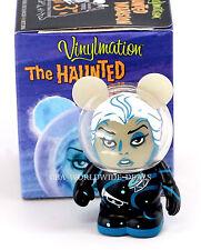 "NEW Disney Vinylmation The Haunted Mansion Madame Leota Glow VARIANT 3"" Figure"