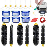 Replacement Part Filter Brush Kit For iRobot Roomba 620 650 600 Series Vacuum