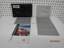 2003 Nissan Murano Owners Manual Set  FREE SHIPPING