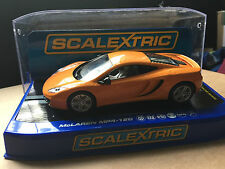 C3200 Scalextric McLaren MP4-12C, mint boxed