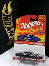 2006 HOT WHEELS CLASSICS 1967 PONTIAC GTO - C5