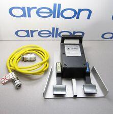 Conmed Aspen Monopolar Dual ESU Foot Switch / Electrosurgical Splash Proof Pedal