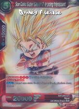 Dragon Ball Super ! Son Goku Super Saiyan 2, le poing frémissant BT3-004 R - VF