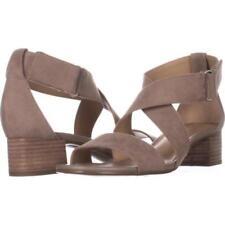 Hook & Loop Fasteners Block Low (3/4 to 1 1/2 in) Heel Height Sandals for Women