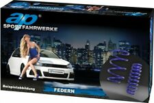 ap VA-Federn für BMW 3er E30(3/1, 3/R) Touring, 316i, 318i, 318is