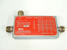 Narda Coaxial Directional Coupler - Model 3002-10, 950MHz-2Ghz, 10dB Guaranteed!