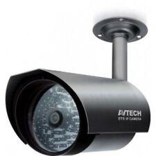 AVM265 Network Camera 56x INFRARED IR ONVIF Silver Outdoor CCTV Security