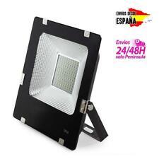 Foco proyector de LED para luz interior y exterior blanco cálidado de 30W