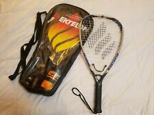 Ektelon Revenge F3 Racquetball Racquet with Ektelon Ball and Case