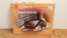 New Cobra Trapshooter RADAR DETECTOR RD-2110 NIB