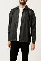 Rains drip drip drip  Coach Waterproof Jacket black medium MC