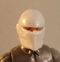 """MH190 Custom Cast male head for use with 3.75/"""" GI Joe Marvel Star Wars figures"""