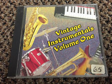 Vintage Instrumentals, Vol. 1 by Various Artists (CD, Sep-1996, Stardust Records