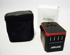 Anwaii Universal All In One Travel Adapter 5.6A Max