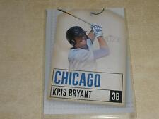 2014 Rize Draft Franchise Tag #1 Kris Bryant RC