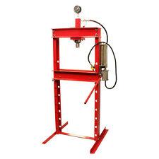 20 Ton Air Floor Hydraulic Shop Press Ram Pressing
