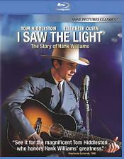I Saw the Light (Blu-ray Disc, 2016, Includes Digital Copy UltraViolet)