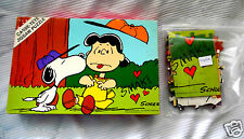 Vintage SNOOPY Jigsaw Puzzle (100 pieces) By Milton Bradley 1978