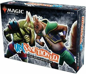 Games Magic The Gathering Unsanctioned Card Game