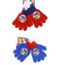1 paire de gant Sam le pompier - 2 coloris.