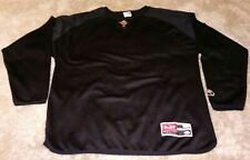 Rawlings Wisconsin Timber Rattlers Batting Practice Warm Up Top Adult Medium