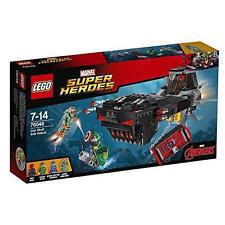 Lego Marvel Super Heroes - 76048 U-BOOT ASSALTO DI IRON TESCHIO -