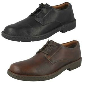 Clarks Mens Lace Up Shoes - Stratton Way