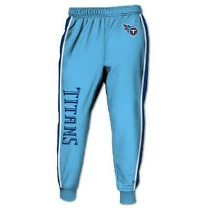 Tennessee Titans Casual Joggers Pants Sweatpants Gym Sports Workout Trousers