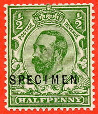 SG. 335. N3 (1) s. ½d Green. A very fine UNMOUNTED MINT example