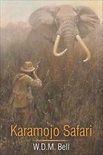 BELL WALTER BIG GAME HUNTING BOOK KARAMOJO SAFARI ELEPHANTS IVORY hardback NEW