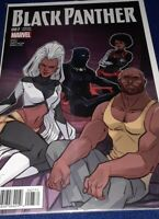 Black Panther #7 Marvel Comics 2016 Marguerite Sauvage 1:25 Variant Cover Comic