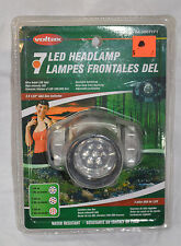Voltax 7 LED head lamp 1- 3 or 7 l.e.d.  (#bte3 )