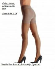 Oroblu Tights Light Shock Up 40 Bottom Up, slim tummy, hips and thighs