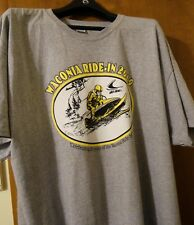 2019 WACONIA RIDE IN SKI-DOO SNOWMOBILE EVENT T-SHIRT MENS XL EXTRA LARGE NEW