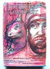 1957 1st U. K. Edition THE QUEST OF THE BEAST (MORTE D'ARTHUR) By BRIAN K. COOKE