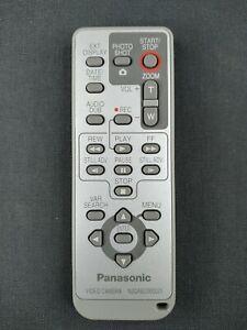 Genuine Panasonic N2QAEC000021 Video Camera Remote Control