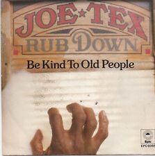 Joe Tex-Rub Down vinyl single