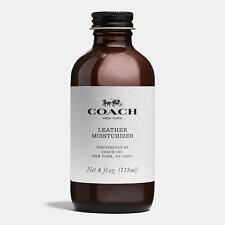 New Coach Leather Moisterizer 4 Fl oz.