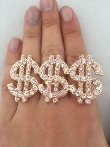 Triple Dollar Sign Bling Ring