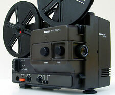 Super 8mm Film Projector Bauer T172 Sound
