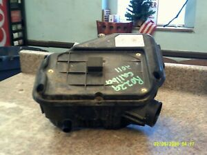 2011-2017 11-17 JEEP CALIBER  AIR FILTER CLEANER BOX OEM