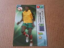 Carte Goaaal ! - Germany 2006 - Togo - N°143 - Emmanuel Sheyi Adebayor