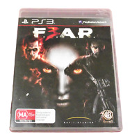 FEAR 3 Sony PS3