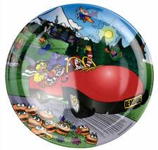 McDonald Happy Meal Big Red Shoe Car Plate 2000 Ronald Grimace Hamburglar Birdie