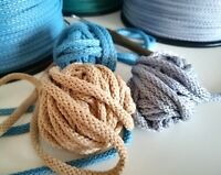 3mm Crochet Yarn, Macrame Cord Polyester Cord Rope For Crochet Macrame Projects