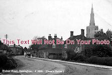 LI 56 - Bicker Road, Donington, Spalding, Lincolnshire c1927 - 6x4 Photo