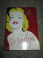 Best of Marilyn Monroe DVD Region 2 UK Italian French English