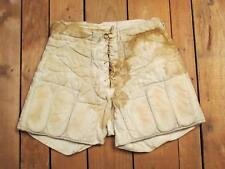 Vintage 1920s M&N Athletic Co. Antique Basketball Padded Under Shorts Victorian