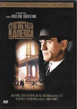 """FILM 2 DVD EDIZIONE SPECIALE """"C'ERA UNA VOLTA IN AMERICA"""" SERGIO LEONE-R.DE NIRO"""